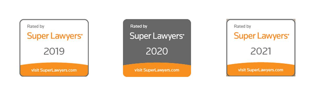 SUPER LAWYER 3X