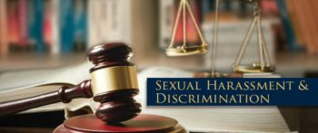 New York Sexual Harassment or Discrimination Law Suit