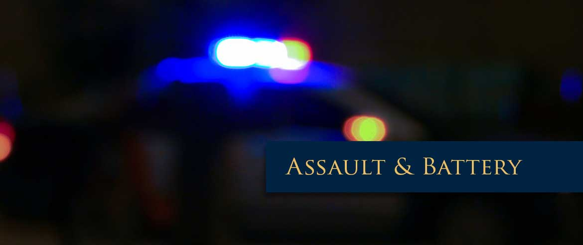 Assault and Battery – New York Attorneys Berkowitz & Weitz