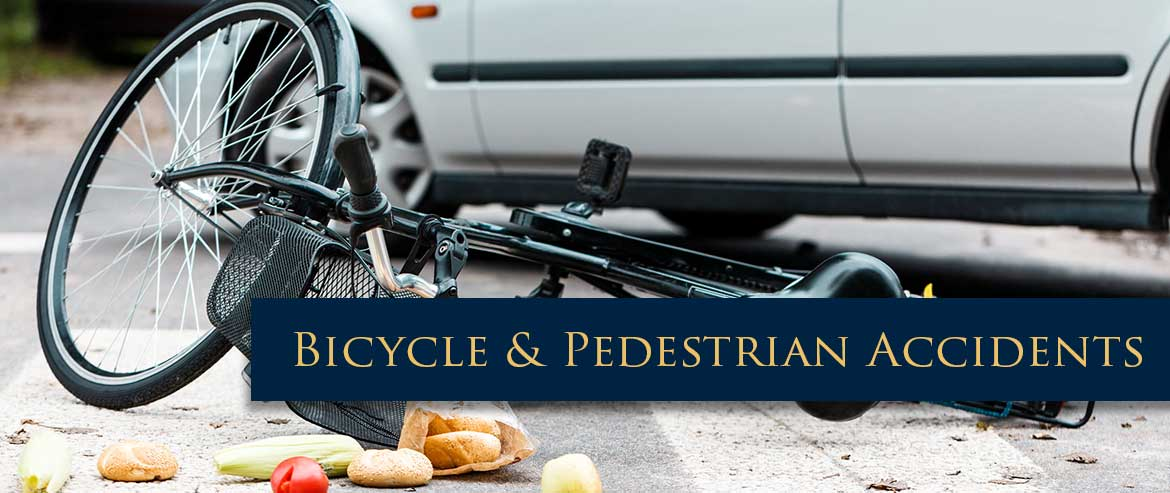 Bicycle and Pedestrian Accidents – New York Attorneys Berkowitz & Weitz