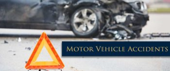 AUTOMOBILE, TRUCK & MOTORCYCLE ACCIDENTS