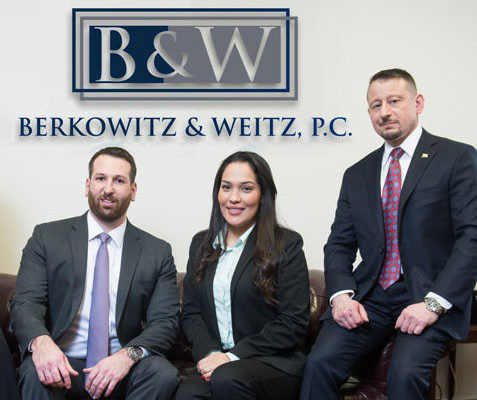 Berkowitz & Weitz NYC Personal Injury Attorneys