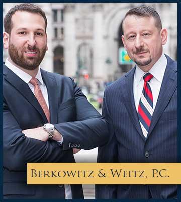 Berkowitz & Weitz - New York Injury Attorneys